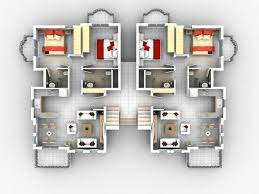 House Planes Apartment Building Floor Plans