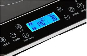 Duxtop Induction Cooktop Duxtop Lcd 9600ls Portable Induction Cooktop U2013 Simply The Best Of