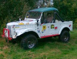 gaz 69 off road offroad 4x4 warka team gaz 69