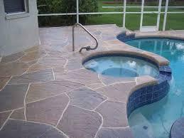 pool decks tampa decorative concrete finishes