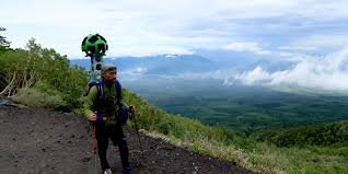 Google Maps Montana Usa by Street View Treks Mt Fuji U2013 About U2013 Google Maps