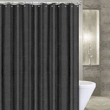 Gray Fabric Shower Curtain Best Shower Curtain For Shower Stall Ideas House Design And Office