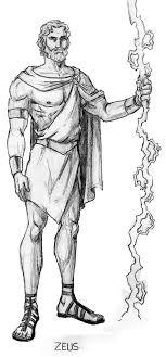 imagenes de zeus para dibujar faciles zeus picture zeus image greek mythology pinterest mitología