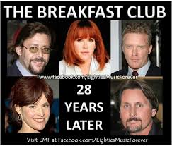 Breakfast Club Meme - the breakfast club 28 years later those were the days