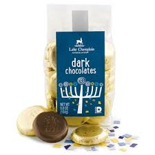 hanukkah chocolate coins chocolate hanukkah gelt gold coins gift bag