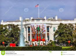 halloween fall decorations white house washington dc editorial