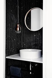 Black And Silver Bathroom Ideas Best 25 Black Bathroom Decor Ideas Only On Pinterest Bathroom