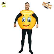 emoji costume popular men s angel emoji costume sweet smiling clothes