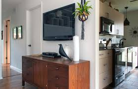 Credenza Tv Minimalis Wall Mount Tv Cabinet Affordable Our Weekend Project Corner