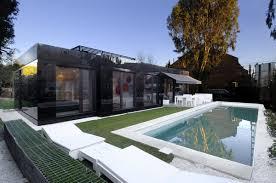 extraordinary 11 small prefab home plans modular house floor glass prefab homes black glass modular home design by a cero