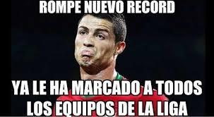 Memes De Ronaldo - memes de cristiano ronaldo tras su autogol ante granada invaden
