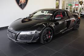 Audi R8 Black - 1 of 60 audi r8 competition for sale at 209 975 gtspirit