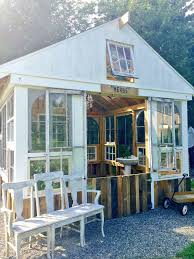 Garden Shed Greenhouse Plans 56 Best She Shed Images On Pinterest Garden Sheds Tiny Houses