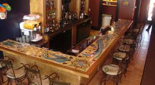bar beautiful home bar counter modern kitchen design with