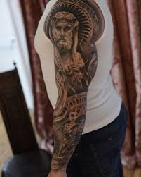 religious tattoo sleeve best tattoo ideas gallery