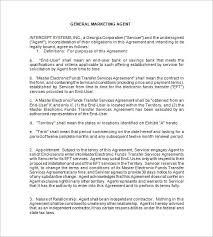 sample contract sales agent create professional resumes