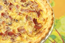 cuisine quiche lorraine quiche lorraine with caramelized onions creative culinary