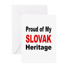 proud slovak heritage greeting cards pk of 10 greeting card and