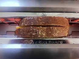 Garlic Bread In Toaster How To Make Lazy Grilled Cheese Sandwiches In Your Toaster Food