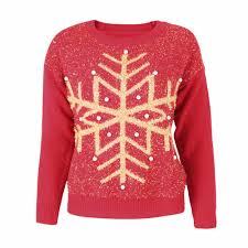 popular snowflake christmas sweater buy cheap snowflake christmas