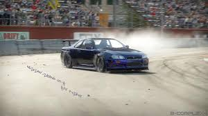 nissan skyline r34 wallpaper czeshop images nissan skyline r34 drift wallpaper
