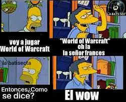 World Of Warcraft Memes - el wow meme by frosht memedroid