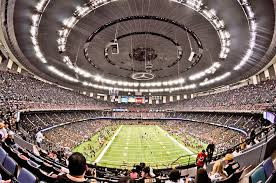 mercedes dome orleans the bowl s superdome stadiafile