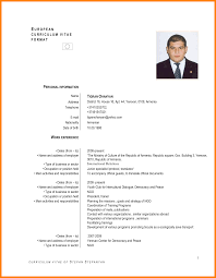 Pastoral Resume Template Resume English Template Free Resume Example And Writing Download