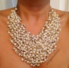 pearl bib statement necklace images Updated pick the piece vote for the statement necklace you want jpg