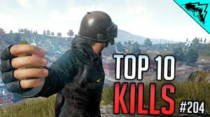 pubg 1 0 release incredible frags top 10 playerunknown s battlegrounds plays