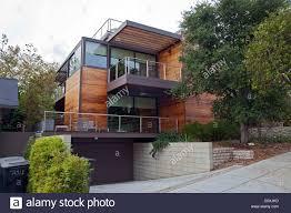 a multi level prefab modular green home by company