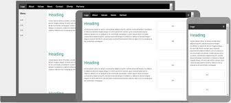 web design templates responsive web design templates