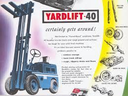 clark material handling company history