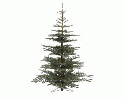 7ft nobilis fir pre lit led artificial christmas tree artificial