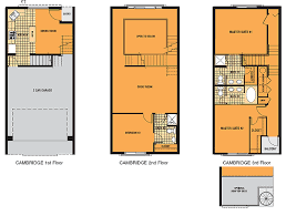 Typical Brownstone Floor Plan Brownstone Square Contemporary Row Homes Single Family Homes In
