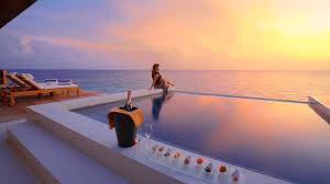 lily beach resort luxury maldives all inclusive honeymoon at