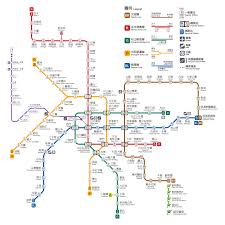 Green Line Metro Map by Taipei Metro Wikipedia