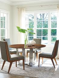 Fully Upholstered Dining Room Chairs Kitano Marino Upholstered Side Chair Lexington Home Brands