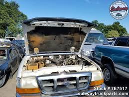 used 1999 ford ranger xlt 3 0l manual parts sacramento