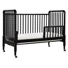 Black Convertible Baby Cribs by Davinci Jenny Lind Crib Ebony Simply Baby Furniture 197 00