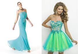 fashion spike cocktail dresses