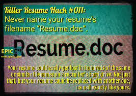 Resume Picture Or Not Killer Resume Hacks