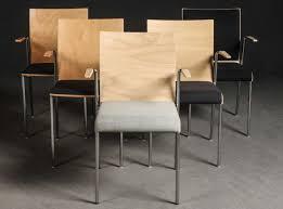 Esszimmerst Le Design Diverse Designer Stühle Fox Brunner Am Lager Sitzkomfort 02580