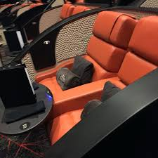 reclining movie theater seats tasting at the tuck room at theater