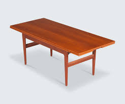 Coffee Table Converts To Dining Table by Modern Times Vintage Danish And European Design Furniture
