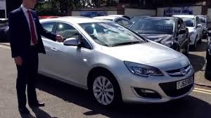 vauxhall astra automatic 2013 13 vauxhall astra se 1 6 automatic in sovereign silver for