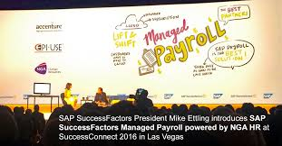 delivering the future of payroll today with sap successfactors