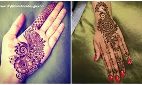 simple henna mehndi designs for wedding mehndi designs