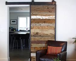 Reclaimed Wood Interior Doors Reclaimed Doors Etsy