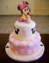 minnie mouse 1st birthday cake minnie mouse cake the personal cake birthday party ideas